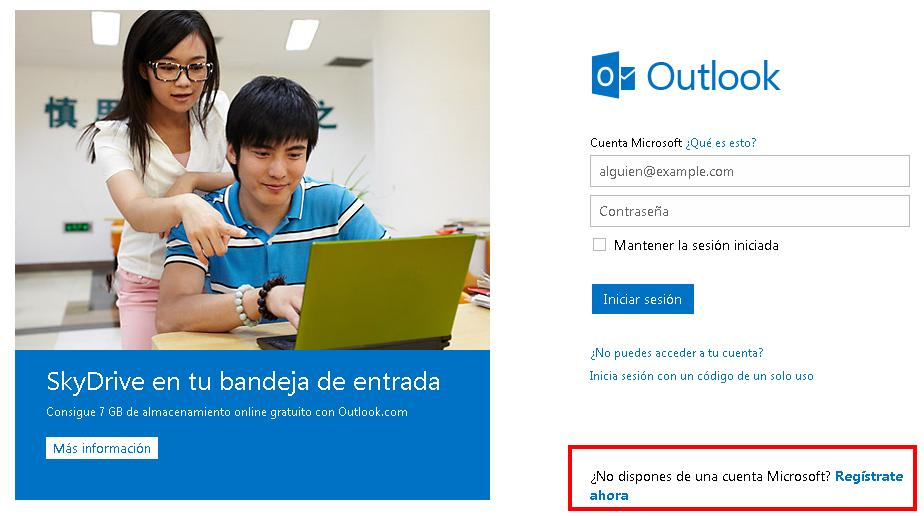 hotmail outlook, ooutclock