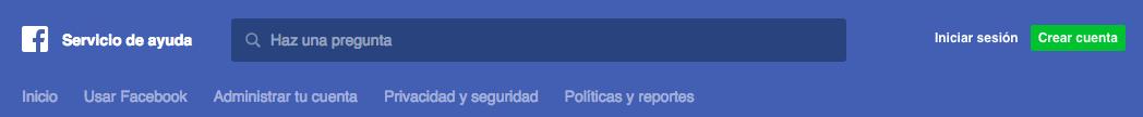 facebook eliminar cuenta